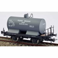 Tank waggon for Pedro Masana. KTRAIN 0712K