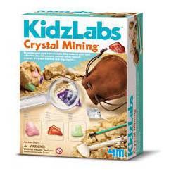 Kit de excavación: Piedras preciosas. 4M 00-03252