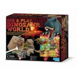 Kit de excavación: Dinosaurios. 4M 00-15926
