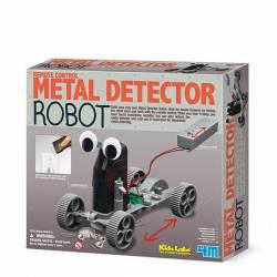 Robot detector de metales. 4M 03297