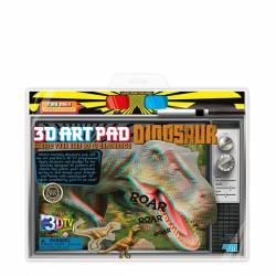 3D: Dinosaurios. 4M 00-03700