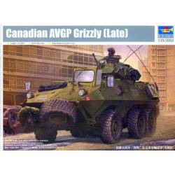 Canadian Grizzly 6x6 APC. TRUMPETER 01505