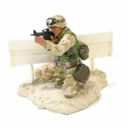 Marine PFC, Miller. FORCES OF VALOR 89010