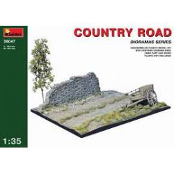 Country road. MINIART 36047