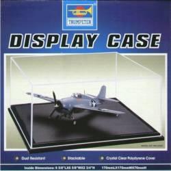 Display case 170 x 170 x 70 mm.