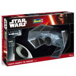 Star Wars: Caza Tie de Darth Vader. REVELL 03602