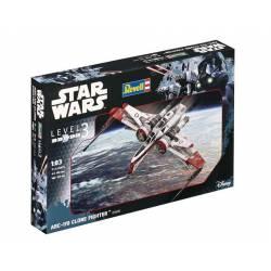 Star Wars: Caza de reconocimiento ARC-170. REVELL 03608
