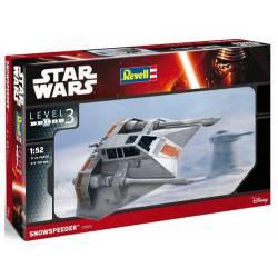 Star Wars: Snowspeeder. REVELL 03604