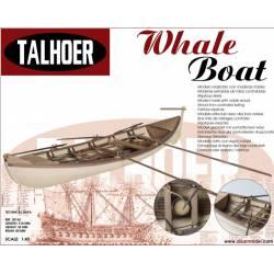 Whale boat. DISARMODEL 20162