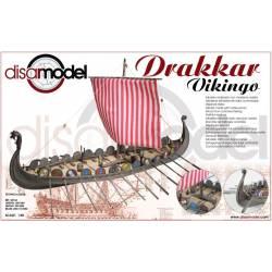 Drakkar Vikingo. DISARMODEL 20164