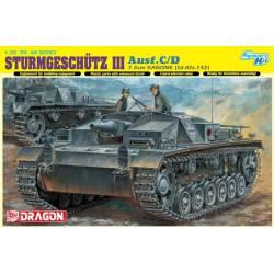 Sturmgeschütz III Ausf. C/D.