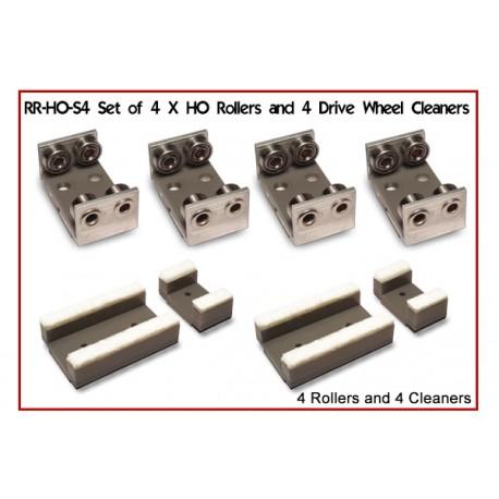 Rodillos y limpiadores. PROSES RR-H0-04