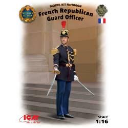 Guardia de la República Francesa.