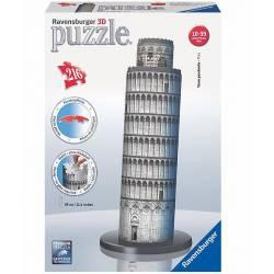 Tower of Pisa 3D. RAVENSBURGER 125579
