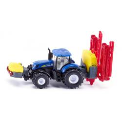 Tractor New Holland.