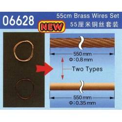 Brass wires set. TRUMPETER 06628