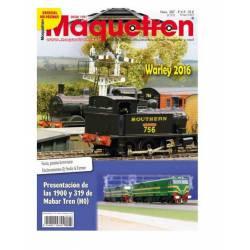 Revista Maquetren, nº 287. Especial 100 páginas