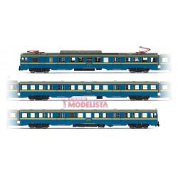 Automotor eléctrico 440.501, RENFE. Sonido.