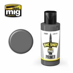 One shot primer - Grey.