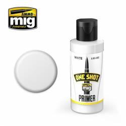 One shot primer - White.