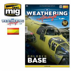The Weathering Magazine Aircraft: Colores base. AMIG 5104