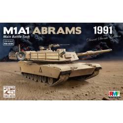 M1A1 Abrams, Main Battle Tank. 1991. RFM 5006