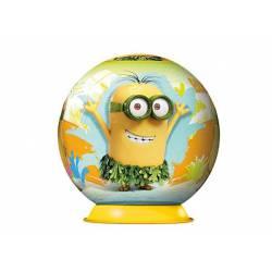 Minions puzzleball. RAVENSBURGER 12170