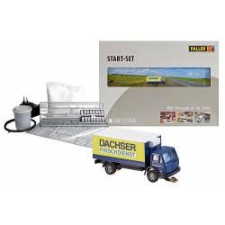 Car System Start-Set lorry. FALLER 162007