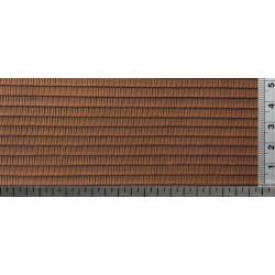 Teja mecánica terractoa. REDUTEX 87TM112