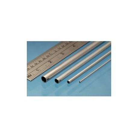 Tubo de níquel plata de 0,6x0,4 mm. ALBION NST06