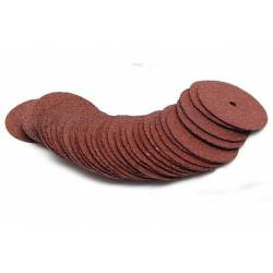 Fine sanding discs. 20 mm. CHAVES 12100