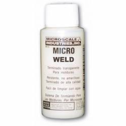 Solvent cement. MICROWELD. MICROSCALE MI-6