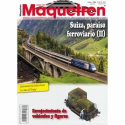 Revista Maquetren, nº 288. Febrero 2017