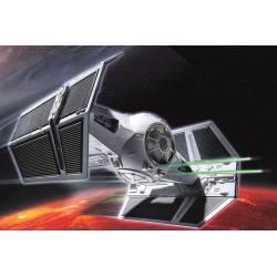 Star Wars: Caza Tie de Darth Vader. REVELL 06655
