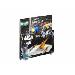 Star Wars: Caza Naboo con pinturas. REVELL 63611