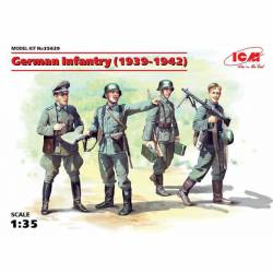 German infantry.