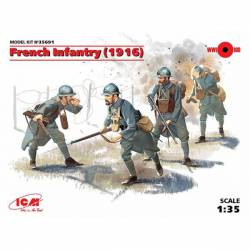 French infantry.