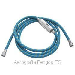 Manguera aerografía con filtro, G1/8-G1/8. FENGDA BD-29