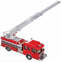 Heavy duty ladder truck. WALTHERS 949-13801