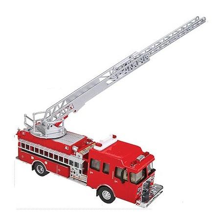Heavy duty ladder truck. WALTHERS 949-13801