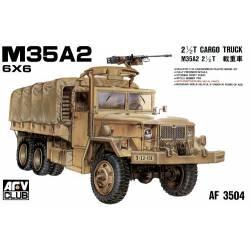 M35A2 1/2 cargo truck. AFV CLUB 35004