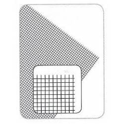 PVC grid straight. MAQUETT 611-01