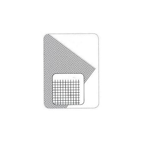Rejilla de plástico, recto. MAQUETT 611-01