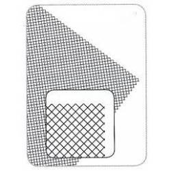 PVC grid diagonal. MAQUETT 611-02