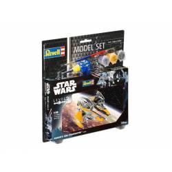 Star Wars: Anakin´s Jedi Starfighter. REVELL 63606