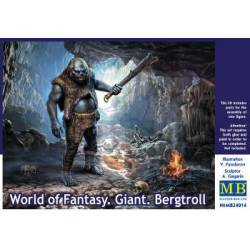 "Mundo de fantasía: ""Gigante"". MASTER BOX 24014"