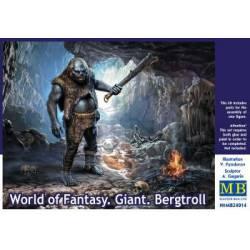 World of Fantasy. Giant. MASTER BOX 24014