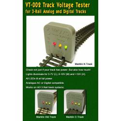 Track Voltage Tester for AC. PROSES VT-002