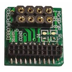 8 Pin DCC Decoder Adapter. BACHMANN 36-559