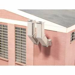 Salidas de ventilación. JOSWOOD 40022